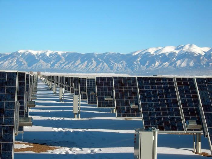 どんどん増えていく太陽光発電工