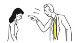 『嫌われる上司』5つの特徴。1つでもアウトです!