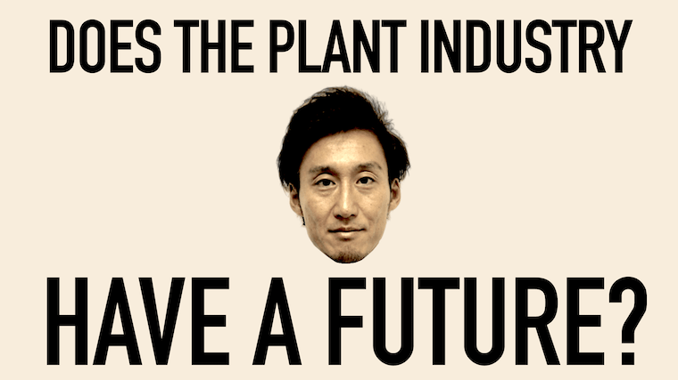 Does the plant have a future?