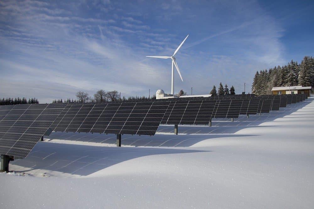 風力発電、太陽光発電